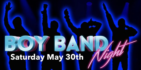 Boy Band Night at Headwaters tickets