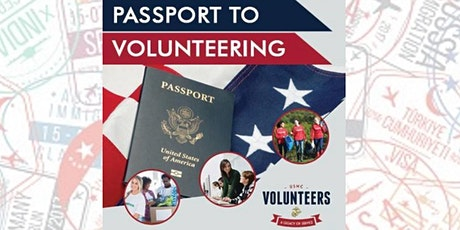 Passport to Volunteering tickets