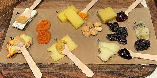 Wine & Cheese Tasting with Adam Centamore, author of Tasting Wine and Cheese and eSS&SC contributor.