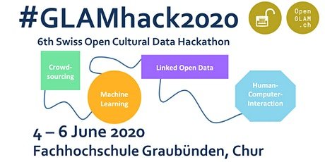 Swiss Open Cultural Data Hackathon 2020 tickets