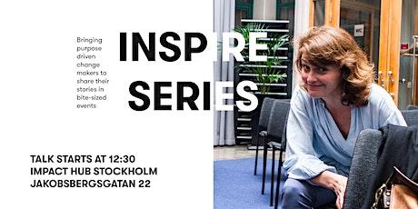 INSPIRE SERIES w/ Lauri Robbins Ericson tickets