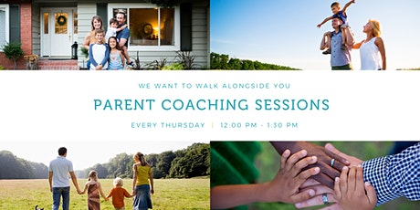 Parent Coaching: Creating a Balance of Structure and Nurture tickets