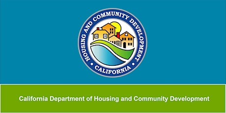 HCD 2020-2024 Fair Housing Public Meeting - Sacramento, CA tickets
