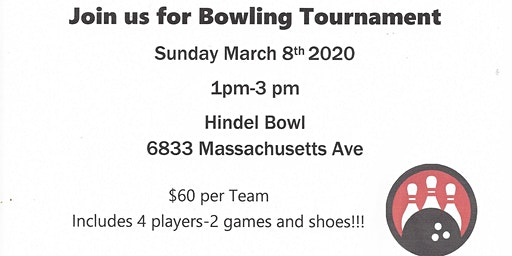 Lawrence Exchange Bowling Tournament 2020