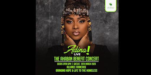 Adina Live! The Ahaban Benefit Concert
