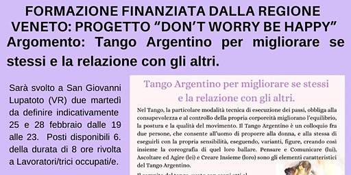 Finanziato Regione Veneto: You can learn from disaster can never forget