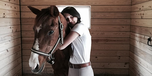 Horse Discovery Day at Pleasant Ridge Riding Academy