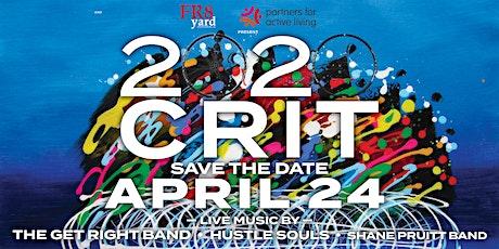 CRITERIUM 2020 @ FR8yard tickets