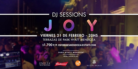 Dj Sessions - JOY entradas
