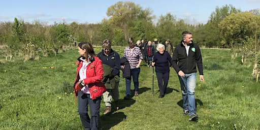 Good Friday Fundraising Ramble 'Round The Heart of England Forest in Dorsington - 7 miles