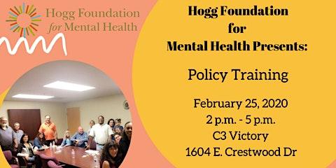 Policy Training