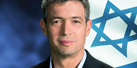 An Evening with MK Yoaz Hendel in English billets
