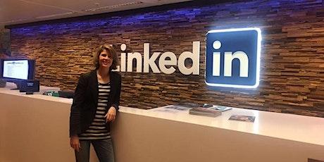 LinkedIn effectief inzetten voor je business tickets