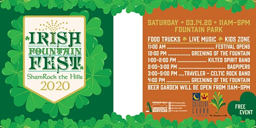 Irish Fountain Fest
