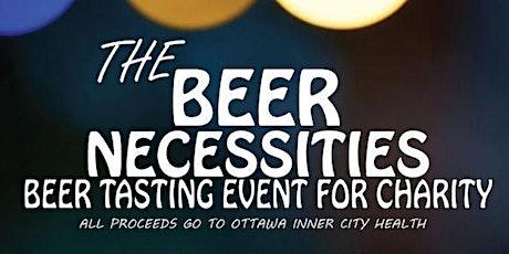 The Beer Necessities tickets