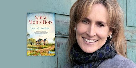 """Boekvoorstelling + verjaardagsfeest Santa Montefiore """"Aan de overkant"""" tickets"""