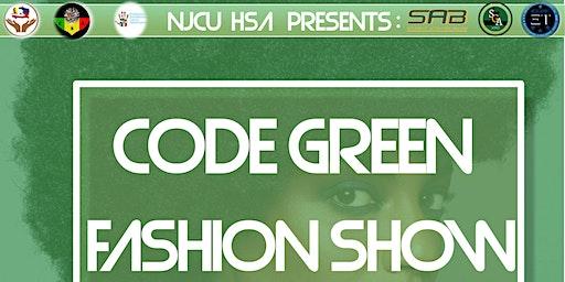 Code Green Fashion Show