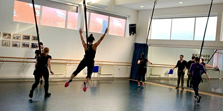 Upswing Bungee Dance Taster Sessions - Saturday 4th April 2020 tickets