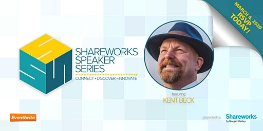 Kent Beck Live at Shareworks by Morgan Stanley