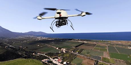 Miniconferenza sul mondo dei droni: le prospettive di sviluppo tecnologico. tickets