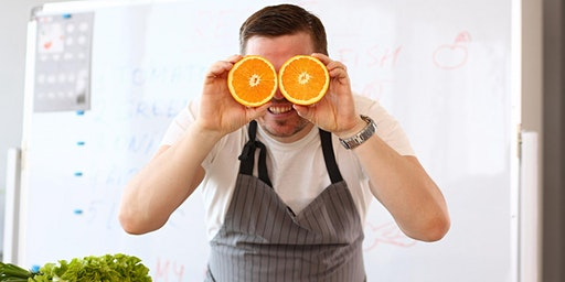 You Can Cook: A Food Skills Cooking Class for Men