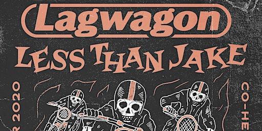 Lagwagon and Less Than Jake