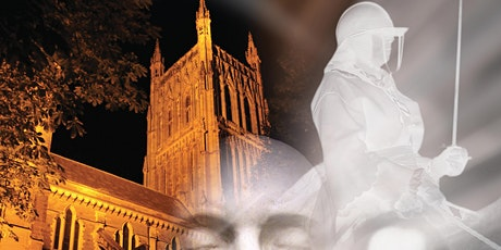 The Historic Ghost Walk of Worcester Festival Walk tickets