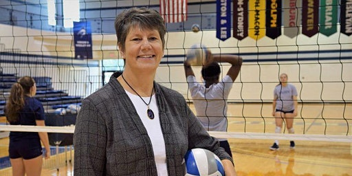 NSC April 6th Luncheon with Tina Hill, Ex. Director of Athletics at VWU