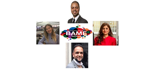 Coventry BAME Network Ask Me Anything event. tickets
