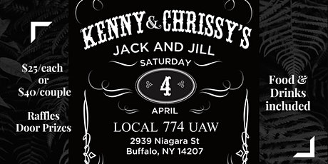 Kenny & Chrissy's Jack & Jill tickets
