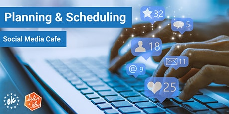 BIC Social Media Cafe: Planning & Scheduling tickets