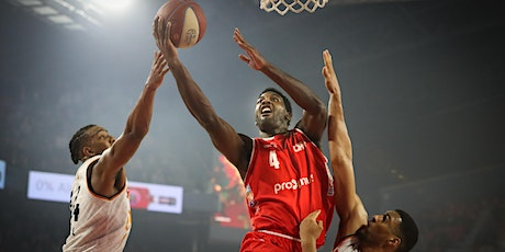 EuroMillions Basketball League: Spirou Charleroi - VOO Liège Basket tickets