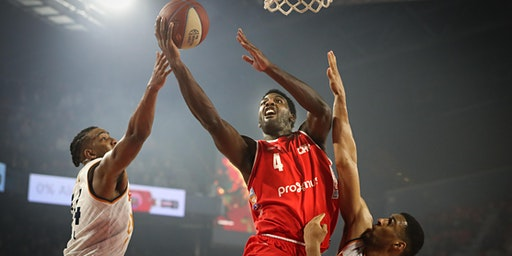 EuroMillions Basketball League: Spirou Charleroi - VOO Liège Basket