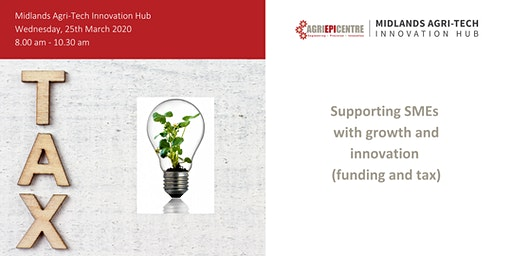 Supporting SMEs with innovation and growth