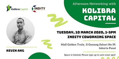 Afternoon Networking with Kolibra Capital tickets