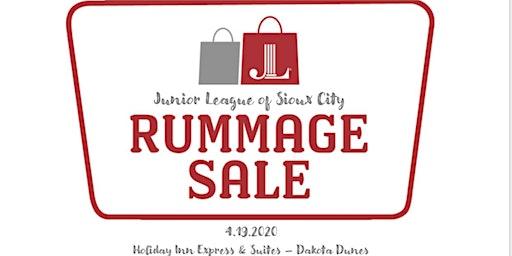 Junior League Community Rummage