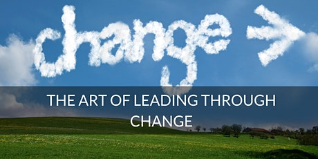The Art of Leading Through Change - Oxford tickets