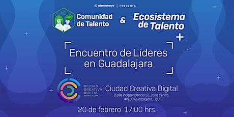 Comunidades y Ecosistema de Talento 2020 boletos