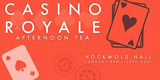 Casino Royale: Afternoon Tea (SUNDAY)
