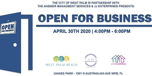 Open For Business: A workshop for small business owners looking to open a commercial space