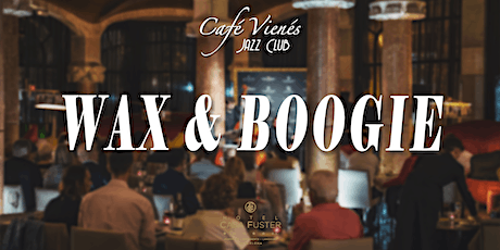 Música Jazz en directo: WAX & BOOGIE tickets