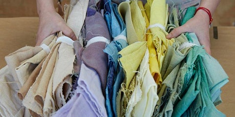 Designer Week | Beginner's Class in Natural Dyeing and Wax Resist with WAX tickets