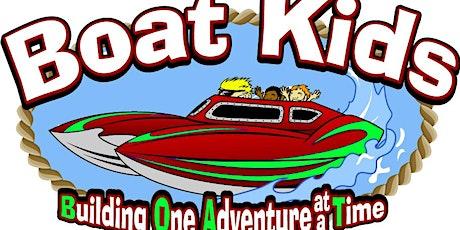 Boat Kids (Boat Host) tickets
