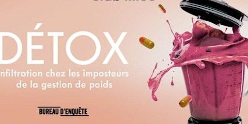 Projection du documentaire Detox