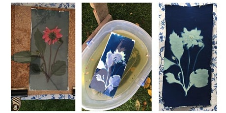 Cyanotype workshop tickets