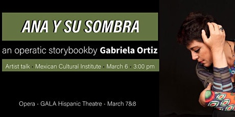 Artist talk with Composer Gabriela Ortiz tickets