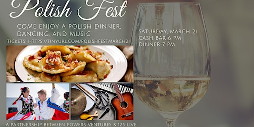 Polish Fest at the New Hilton a Partnership with Power's Venture