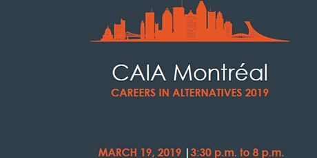 CAIA Careers in Alternatives 2020 tickets
