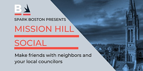 SPARK SOCIAL: MISSION HILL EDITION tickets