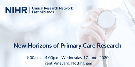 New Horizons of Primary  Care Research tickets